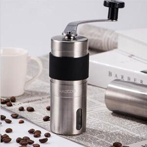 【HAOCOO】手挽きコーヒーミル